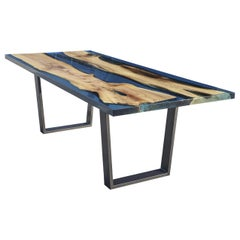 Danubio Blu Dining Table