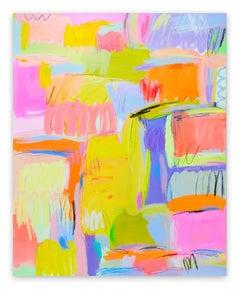 Te Quiero (Abstract painting)