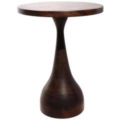 Darby Side Table in Dark Walnut '2589' by Arteriors