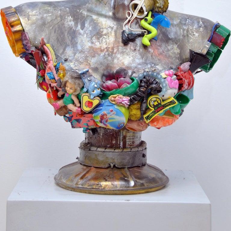 Busto di Donna Sculpture by Dario Tironi For Sale 3