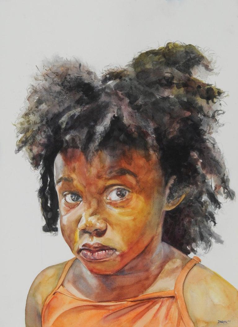 Natural - Painting by Darius Steward