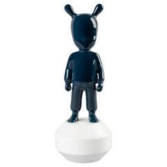 Dark Blue Guest Figurine