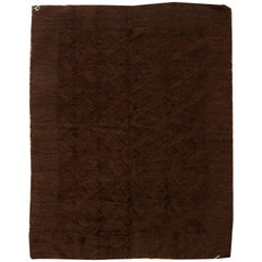 Dark Chocolate Taurus Rug