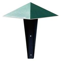 Dark Green Garden Lamp for RAAK in Excellent Condition, 1970s