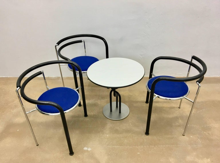 Dark Horse Seating Group by Rud Thygesen & Johnny Sorensen for Botium, 1980s For Sale 3