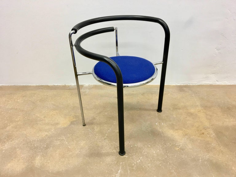 20th Century Dark Horse Seating Group by Rud Thygesen & Johnny Sorensen for Botium, 1980s For Sale