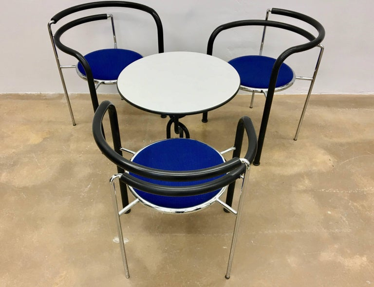 Dark Horse Seating Group by Rud Thygesen & Johnny Sorensen for Botium, 1980s For Sale 2