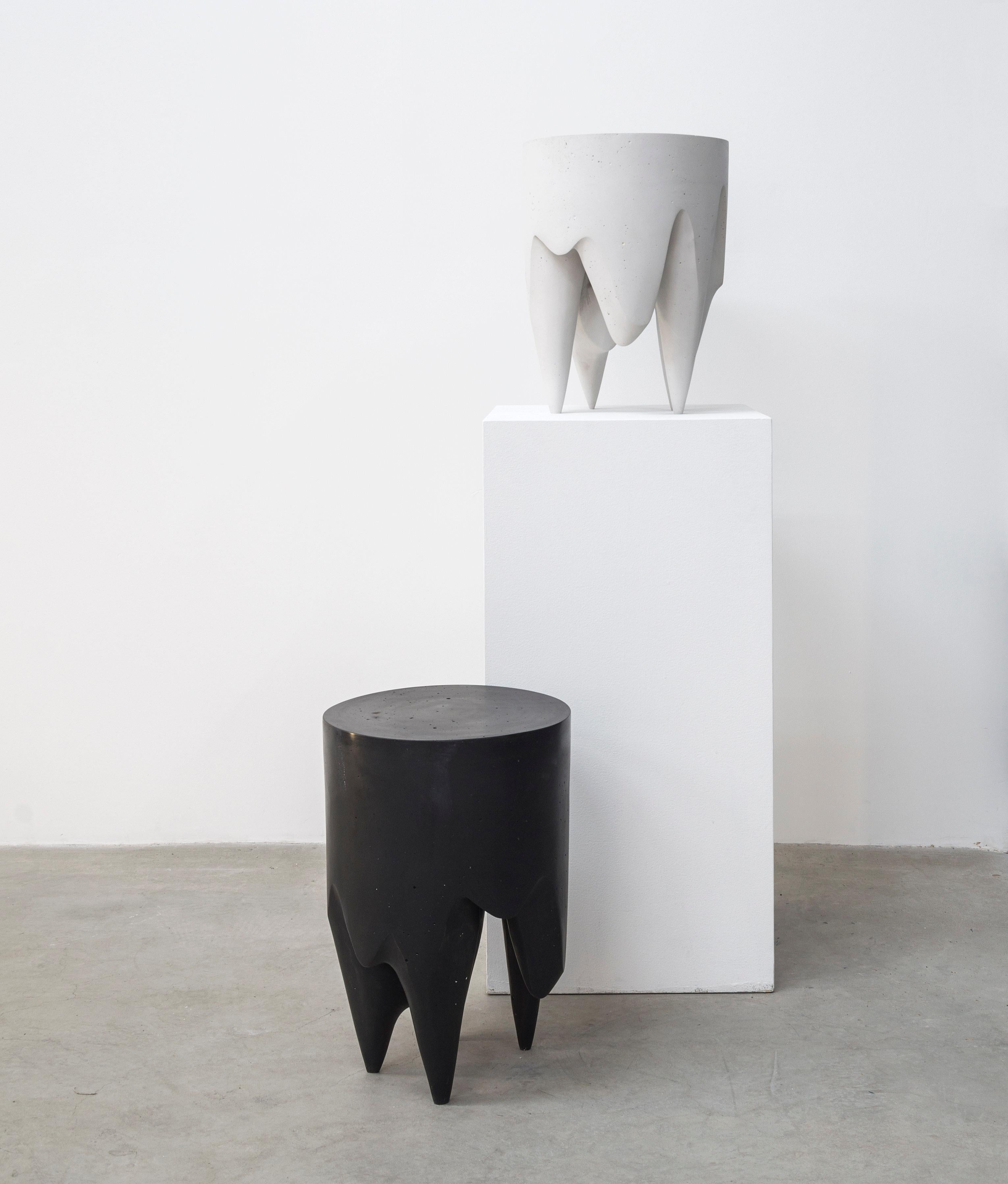 Dark Matter Stools By Erica Sellers For Sale At 1stdibs