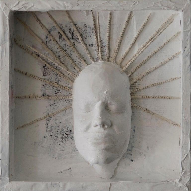 Darren LeGallo Figurative Sculpture - Growth