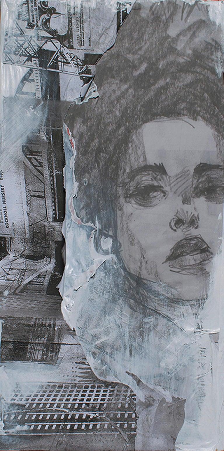 Darren LeGallo Portrait Painting - Serendipity