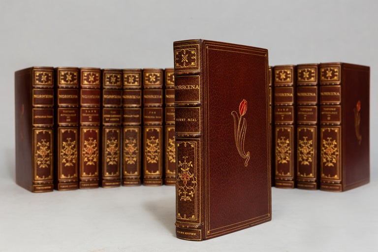 Early 20th Century Dasent, A Collection of Popular Tales From The Norse And North German For Sale