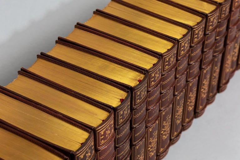 Leather Dasent, A Collection of Popular Tales From The Norse And North German For Sale