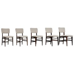 Dassi Dinning Chairs 1950S Set of 5