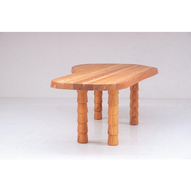 Modern Data Table Four Legged in Oregon by Atelier Thomas Serruys For Sale