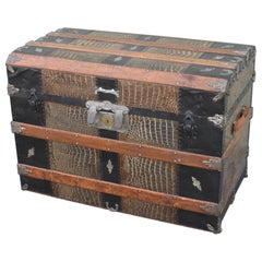 Dated 1877 Steamer Trunk
