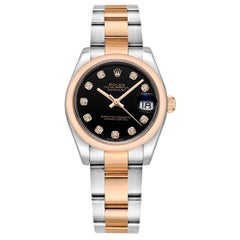 Datejust 31 Everose Rolesor '178241-0015'