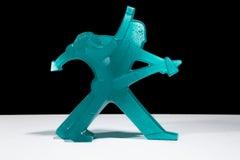"""""""Les Danseurs (The Dancers)"""", Figurative Glass Sculpture by Dan Dailey"""