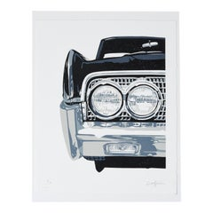 The Black Lincoln Continental