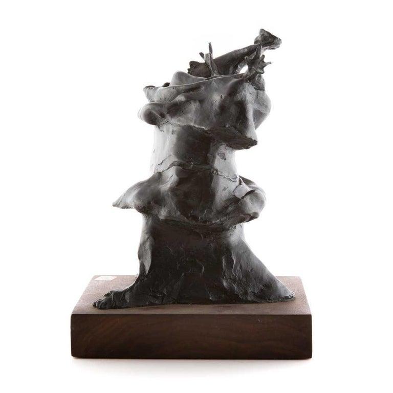 Bronze Sculpture Charles Dickens Figure American Boston Figural Modernist For Sale 4