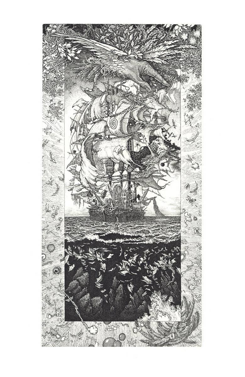 Concerning The Great Ship MOUR-DE-ZENCLE (17/20)