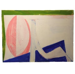 """""""Build to a Charisma"""" Geometric Abstract Painting"""