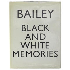 David Bailey, Black and White Memories 1st edition 1983