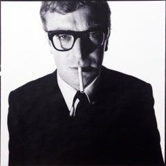 Michael Caine, 1965 - David Bailey (Portrait Photography)