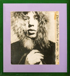 """Mick Jagger"" by David Bailey Box of Pin-Ups"