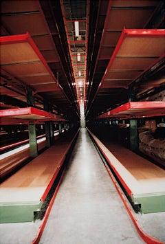 """""""Steinhafel's Warehouse Series, Silent Steel Forest,"""" by David Barnett"""