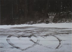 """Tracks of Love,"" Original Photography signed by David Barnett"