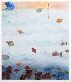 'Way Down Deep Revisited' artist's proof giclée print by David Barnett