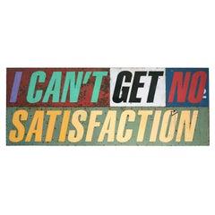 "David Buckingham ""I Can't Get No Satisfaction"", circa 2011"