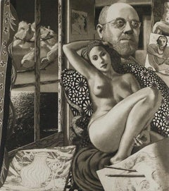 For Matisse (Henri Matisse surrounded by his imagery and iconography)