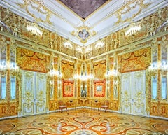 Amber Room, Catherine Palace, Russia