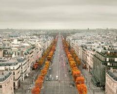 Avenue Des Champs-Elysées, Paris, France