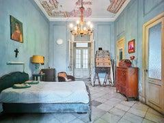 Blue Bedroom, Havana, Cuba