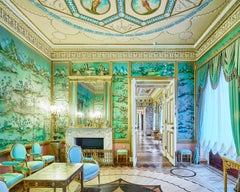 Blue Drawing Room. Catherine Palace. Pushkin, Russia