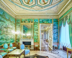 Blue Drawing Room, Catherine Palace, Russia