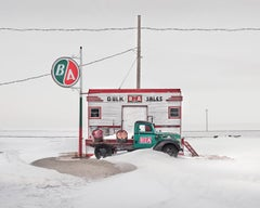 Bulk Sales- Landscape photograph framed in white