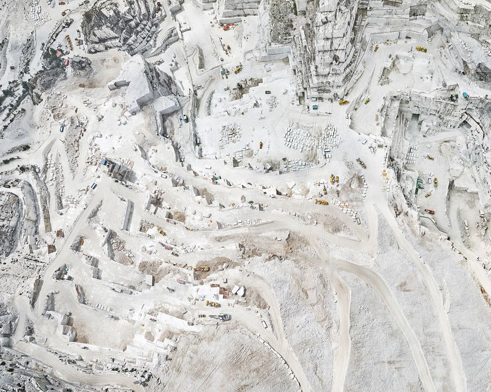 Cava Bianco II, Carrara, IT