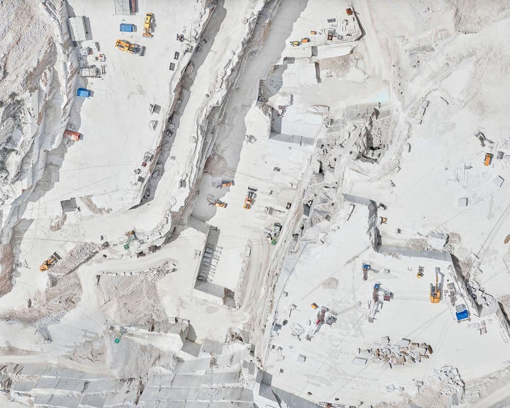 Cava Bianco V, Carrara, IT