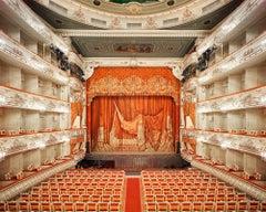 David Burdeny - Mikhailovsky Theatre Curtain, St Petersburg, Russia