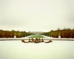 David Burdeny - Morning Snow, Versailles, France