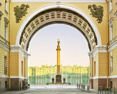 David Burdeny - Palace Square, St. Petersburg, Russia