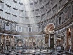 David Burdeny - Pantheon (Interior), Rome, Italy