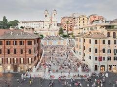 David Burdeny - Spanish Steps, Rome, Italy
