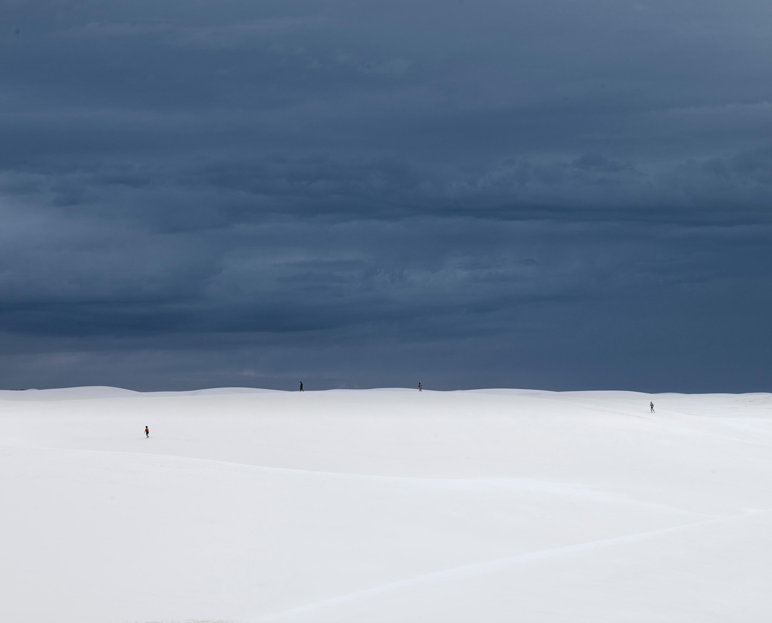Desert Walk (Dispursed), Lençóis Maranhenses, Brazil