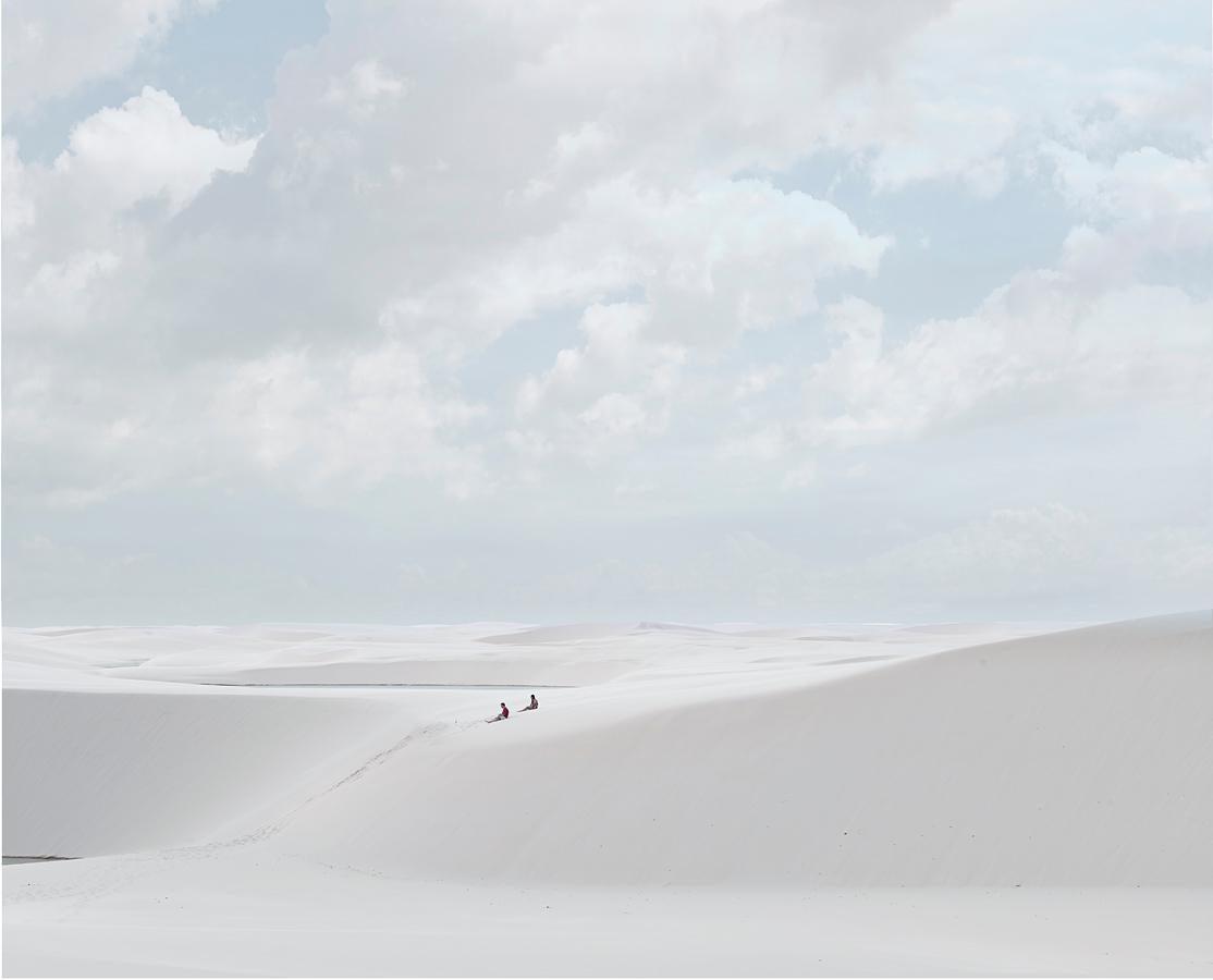 Desert Walk (Resting), Lençóis Maranhenses, Brazil