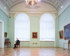 Docent I, State Hermitage, St Petersburg, Russia, 2015