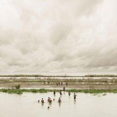 Fishermen, Amarapura, Burma, 2011